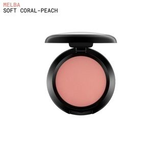MAC Cosmetics Best-Selling Powder Blush in Melba